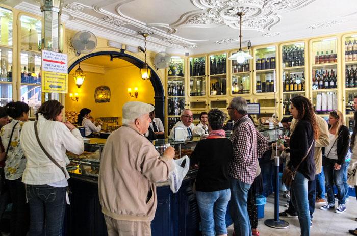 Das berühmte Café Pasteis de Belem