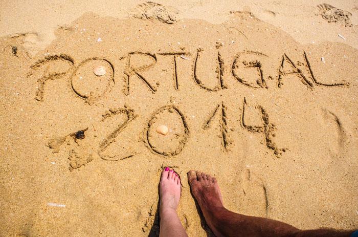 Portugal hat traumhafte Sandstrände.