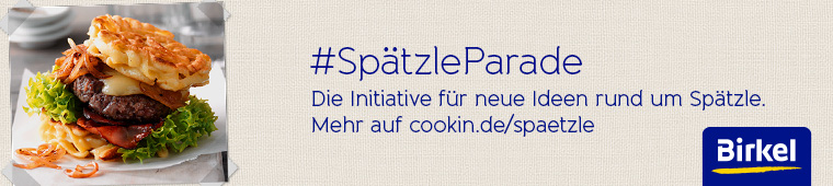 cookin spaetzleparade